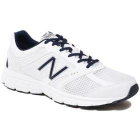 ニューバランス(New Balance) メンズ ランニングシューズ ホワイト M460 CG2 2E ランニング ジョギング トレーニング スニーカー シューズ 靴