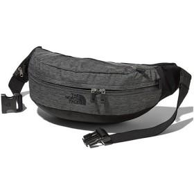 ノースフェイス(THE NORTH FACE) ウエストバッグ スウィープ Sweep ダークグレーヘザー NM71904 DH ウエストポーチ バッグ かばん 鞄 アウトドア カジュアル