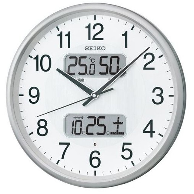 セイコー 電波掛時計 KX383S