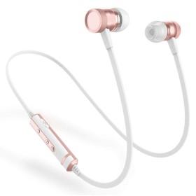 Picun H6 Bluetooth イヤホン 高音質 重低音 カナル型 CSR Bluetooth 4.1 マグネット搭載 ノイズキャンセリング イヤフォン ブルートゥース イヤホン IPX4防水