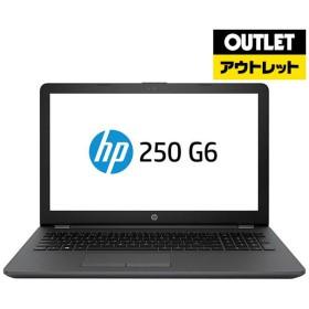 15.6型 ノートPC[Win10 Home・Core i3・HDD 500GB・メモリ4GB] HP 250 G6 4WD76PA-AAAK
