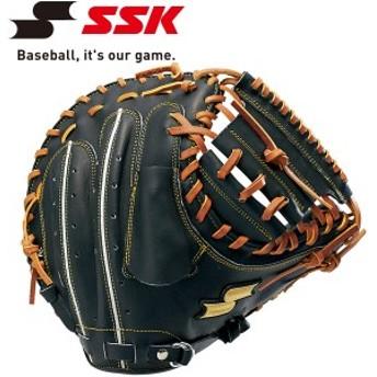 エスエスケイ SSK 野球 硬式特選ミット捕手用 ミット SPM120-9047