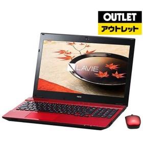 15.6型ノートPC [Win10 Home・Celeron・HDD 500GB・メモリ 4GB・Office付] LAVIE Smart NS PC-SN16CNSAA6 ルミナスレッド