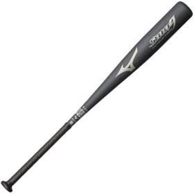 ミズノ(MIZUNO) 野球 金属バット 軟式用 SELECT9 ブラック 1CJMR13784 09 ベースボール 金属 バット 軟式 一般用