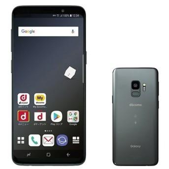SC-02K Galaxy S9 docomo版 グレー [Titanium Gray] 新品 未使用 Samsung 白ロム スマートフォン