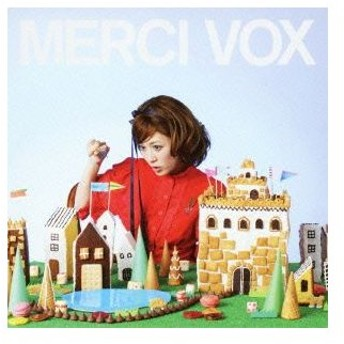 MERCI VOX(初回限定盤)(DVD付) / MARIA (CD)