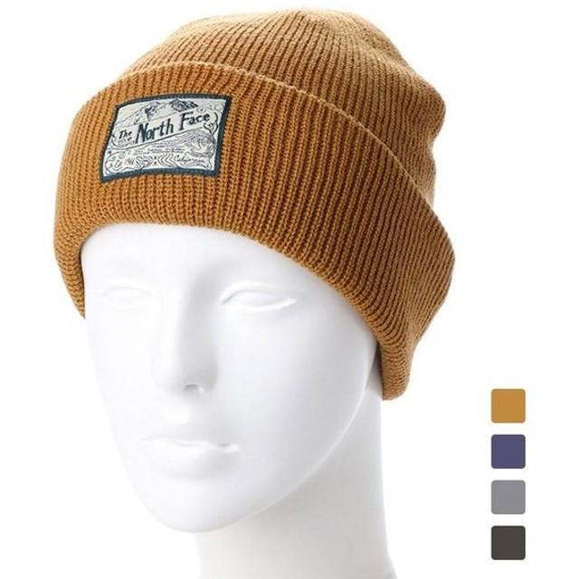 ノースフェイス ニット帽 ビーニー 帽子 STITCHWORK BEANIE (NN41620) THE NORTH FACE