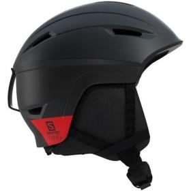 サロモン SALOMON ヘルメット 【品名】 WING 【品番】 L40705800 【カラー】 BLACK 【お買い得品】