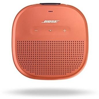 Bose SoundLink Micro Bluetooth speaker ポータブルワイヤレススピーカー ブライトオレンジ 未開封新品