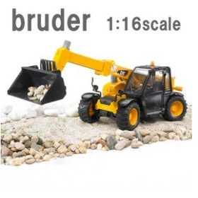 Bruder Pro Series(ブルーダープロシリーズ) 1/16知育玩具 CAT テレハンドラー(02141)(玩具/おもちゃ)(メール便不可)