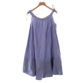 CYNTHIA ROWLEY  / シンシアローリー レディース ワンピース 色:青 サイズ:XS