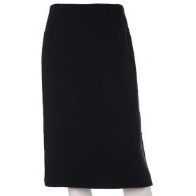 INED L / イネド(エルサイズ) 《大きいサイズ》ツイードスカート