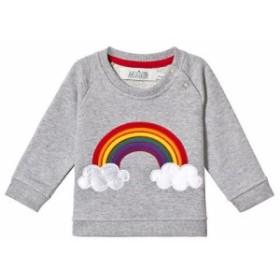 デニムスカート スカート キッズ 男の子【ANIVE for the minors Grey Rainbow Jumper】