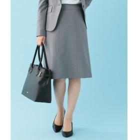 S size ONWARD(小さいサイズ) / エスサイズオンワード 【洗える】ウォッシャブルT/Wスーツ スカート