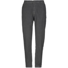 《セール開催中》LIU JO MAN メンズ パンツ グレー 44 コットン 97% / ポリウレタン 3%