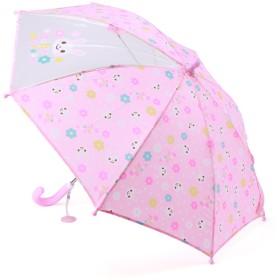 ベビーかさ うさぎ ピンク ベビーウェア レイングッズ RA28005