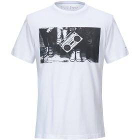 《期間限定 セール開催中》MASSIMO REBECCHI メンズ T シャツ ホワイト XL コットン 100%