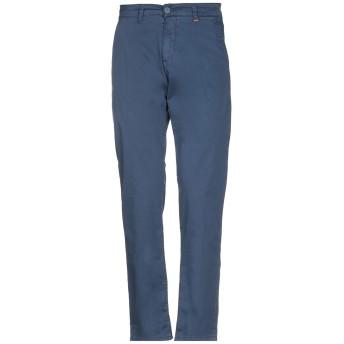 《期間限定 セール開催中》LIU JO MAN メンズ パンツ ダークブルー 44 コットン 97% / ポリウレタン 3%