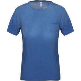 《セール開催中》ALTERNATIVE メンズ T シャツ アジュールブルー S コットン 100%
