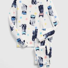 Gap ネコ パジャマセット