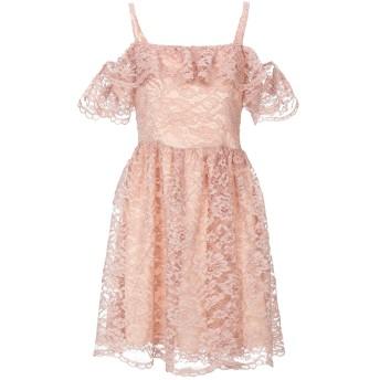 《セール開催中》BLUGIRL BLUMARINE レディース ミニワンピース&ドレス ローズピンク 40 ポリエステル 100%