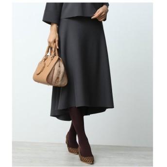 ROPE' / ロペ 【セットアップ対応】ミラノリブフレアスカート
