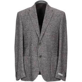 《セール開催中》NINO DANIELI メンズ テーラードジャケット ボルドー 50 バージンウール 60% / ポリエステル 20% / シルク 10% / 麻 10%