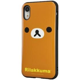 リラックマ IIII fit iPhoneXR対応ケース フェイス