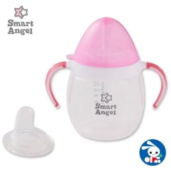 SmartAngel)2wayマグ ピンク(スパウト&ストロー)