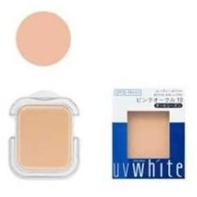 UVホワイト ホワイトスキンパクト ピンクオークル10(レフィル) 資生堂 UVW ホワイトスキンP PO10 返品種別A