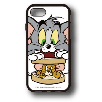 トムアンドジェリー IIII fit iPhone8/7/6s/6対応ケース サンドイッチ