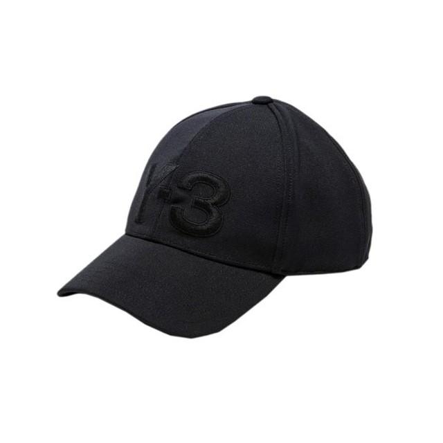 ワイスリー キャップ ◇ Y-3 Y-3 LOGO CAP DY9346 メンズ 帽子 ブランド ブラック d8e125c9142c