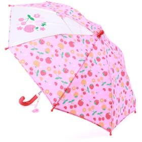 ベビーかさ フルーツ ピンク ベビーウェア レイングッズ RA28003