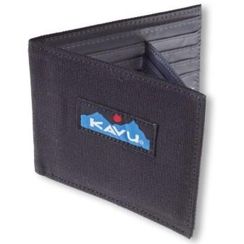 カブー KAVU Yukon Wallet Black