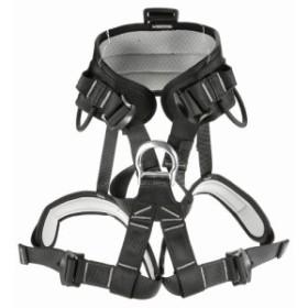 プロフェッショナル厚みの強いシート安全ベルトロッククライミングバストハーネス懸垂下降登山ケイビングレスキュー