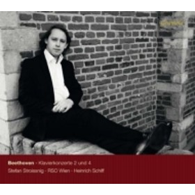 ベートーヴェン(1770-1827)/Piano Concerto 2 4 : Stroissnig(P) H.schiff / Vienna Rso