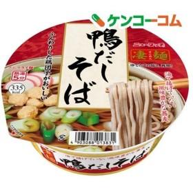 ニュータッチ 凄麺 鴨だしそば ( 117g )/ ニュータッチ