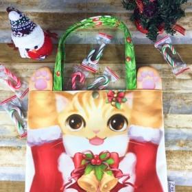 Tabby catクリスマスバッグ(クリスマス限定版)