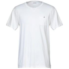 《期間限定セール開催中!》ALCHIMIE メンズ T シャツ ホワイト S コットン 100%