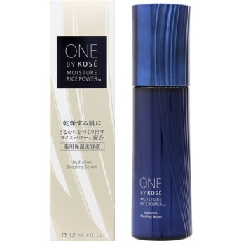 ONE BY KOSE 薬用保湿美容液 ラージ (120ml)