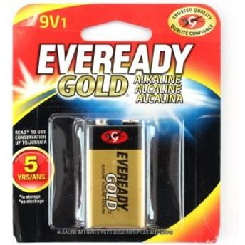 ENERGIZER EVEREADY GD 9V 電池