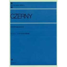 ツェルニー:こどものための練習曲 全音楽譜出版社