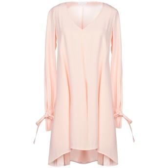 《セール開催中》PATRIZIA PEPE レディース ミニワンピース&ドレス ピンク 40 レーヨン 100%