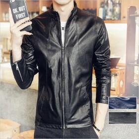 レザージャケット メンズ レザーコート 大きいサイズ アウターウエア 長袖 トップス 上着 PU