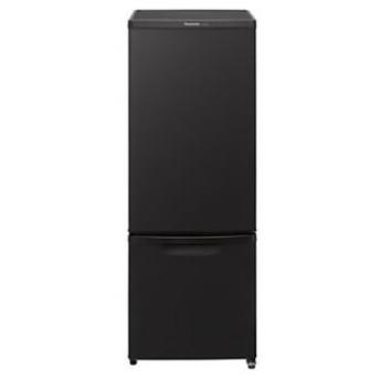 NR-B17BW-T パナソニック 168L パーソナル冷蔵庫 (マットビターブラウン)
