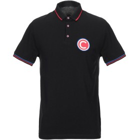 《セール開催中》COLMAR メンズ ポロシャツ ブラック L コットン 100%