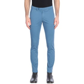 《送料無料》BRIGLIA 1949 メンズ パンツ パステルブルー 30 コットン 97% / ポリウレタン 3%