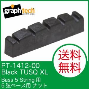 Graphtech Black Tusq XL Slotted PT-6226-00