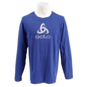 オドロ(ODLO) crew neck CeramiCool 長袖Tシャツ 392362Sodalite Blue (Men's)
