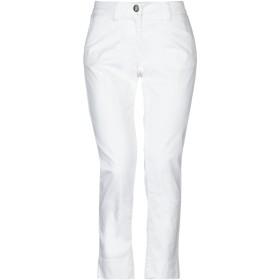 《セール開催中》DANPOL Torino レディース パンツ ホワイト 27 コットン 96% / ポリウレタン 4%
